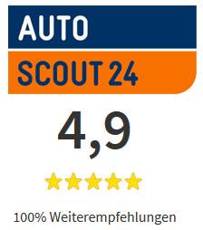 Auto SCout24 Bewertungen