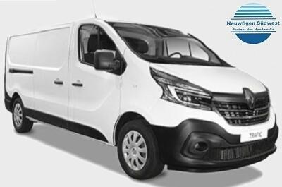 Renault Trafic L1H1 1.6  dCi 95 Listenpreis 25.140,- € netto Sparen Sie 37,50 % auf die UVP Angebotspreis 15.712,- € netto