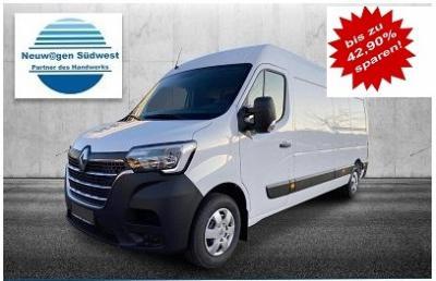 Renault Master Kom. L1H1 135 Listenpreis 29.910,00 € netto Sparen Sie 42,90 % auf die UVP - ab 17.079,- € netto